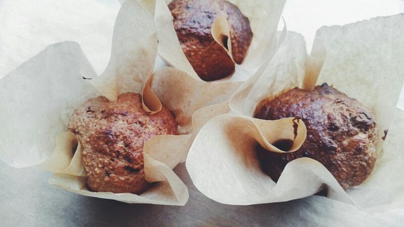 havermout ontbijtmuffins