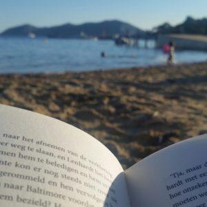 Boek strand