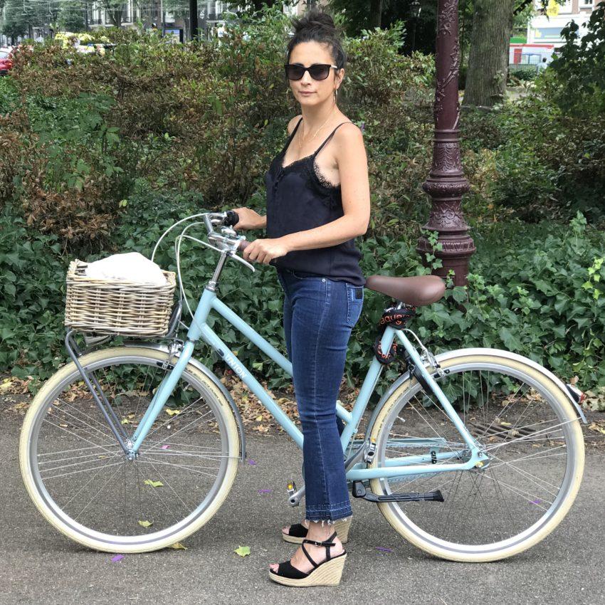Beste fietser van Amsterdam